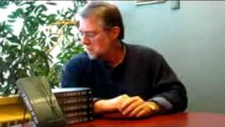 "Author Robert Sibley discusses his new book, ""A Rumour of God"" (Novalis, Fall 2010)"