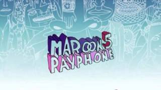 Download Maroon 5 - Payphone ft Wiz Khalifa (clean version fixed) MP3 song and Music Video