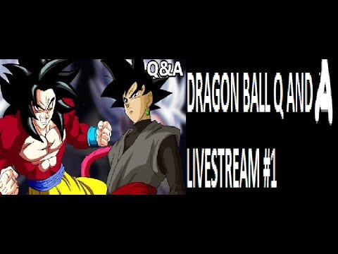 """Dragon Ball Q&A(DB, Z, GT, And Super)