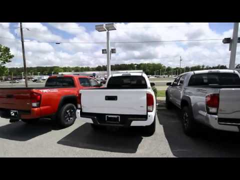 Mark Jacobson Toyota Truck Center Showroom Durham NC