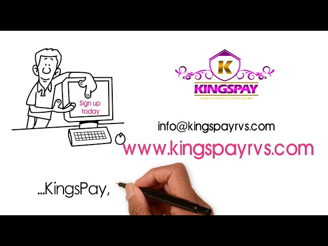 Kingspay household services