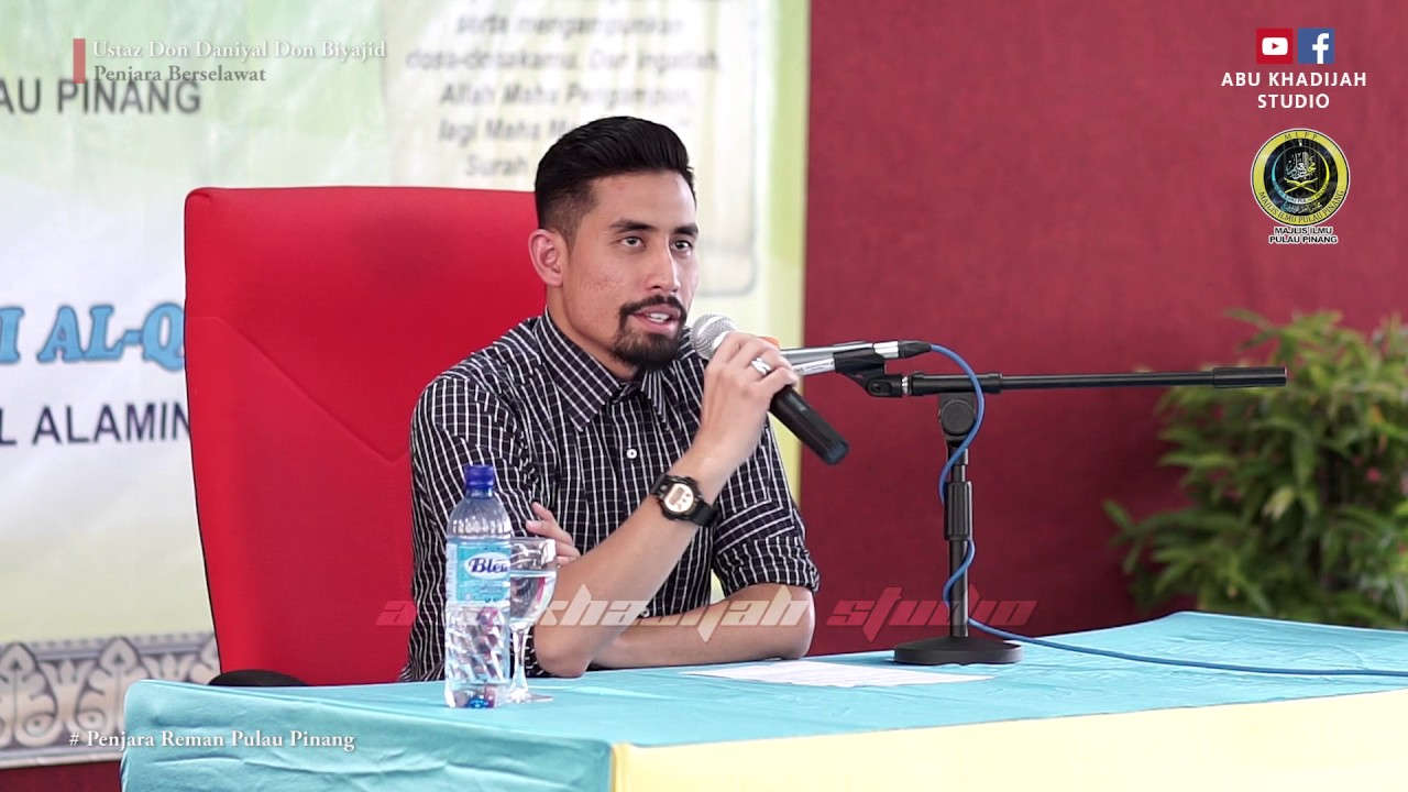 "Download Jangan Tinggal Qasidah ""SELAWAT"" | Ustaz Don Daniyal Don Biyajid"