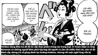 [ One Piece 959 ] Spoiler One Piece Đảo Hải Tặc Chap 959: Samaurai