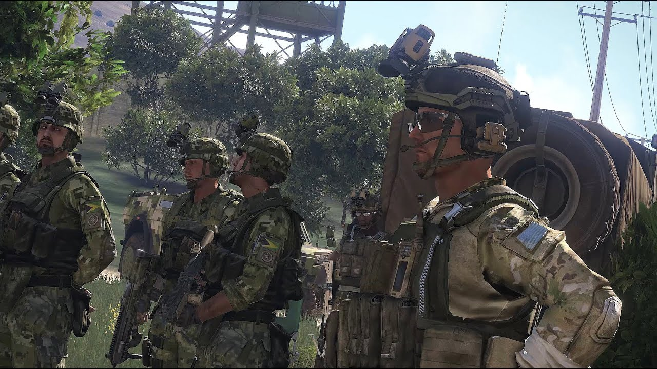 Listen Up, Maggots: Arma 3 Launches Bootcamps | Rock Paper