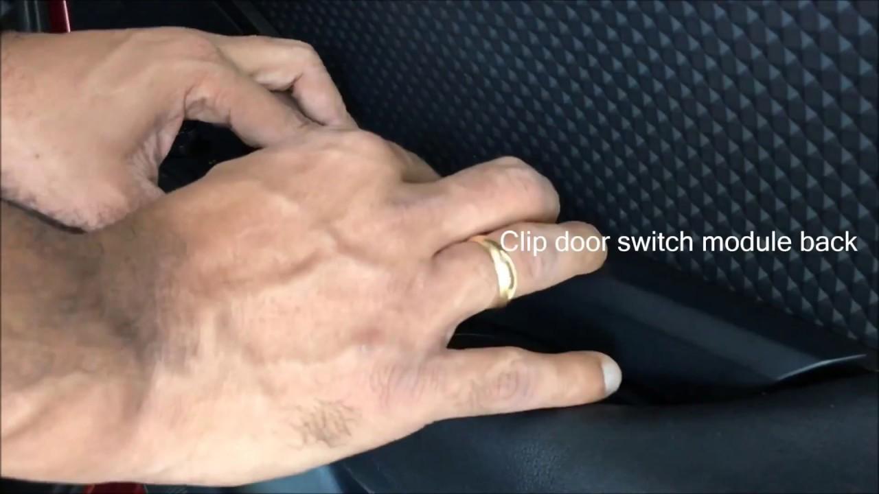 H R Auto >> Custom Build Auto Door Lock For Toyota C Hr