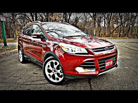 2015 Ford Escape Titanium 4WD Review