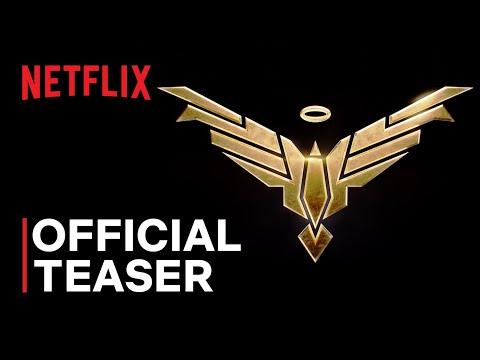 Jupiter's Legacy   Official Teaser   Netflix