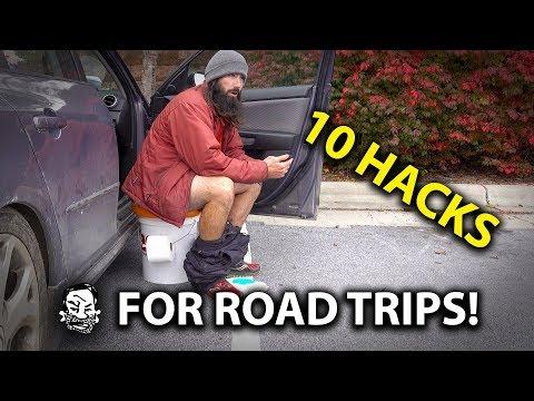 10 Road Trip Hacks for Mountain Bikers