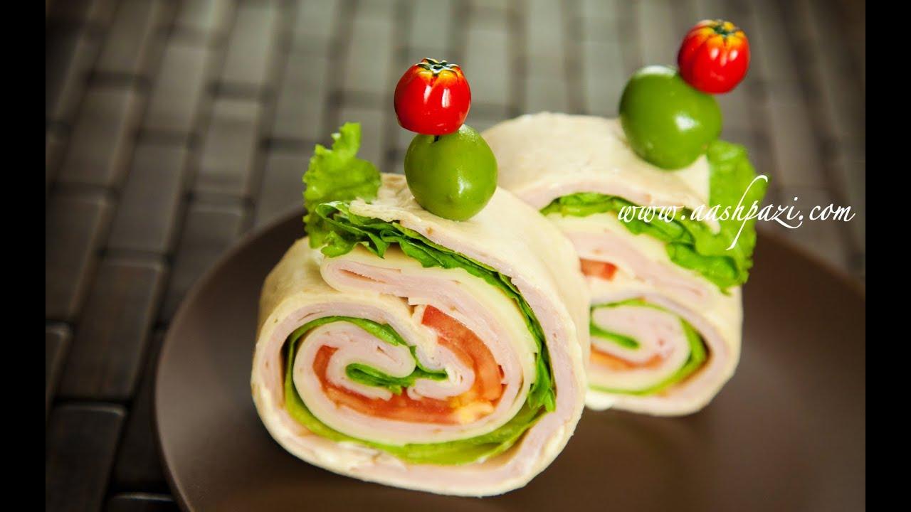 Healthy Pinwheel Sandwich Recipes