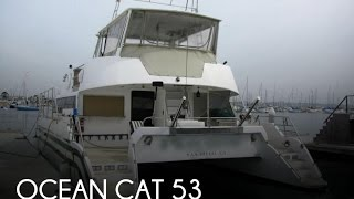 [UNAVAILABLE] Used 1996 Ocean Cat 53 in Chula Vista, California