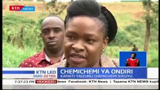 NECC imezuru chemichemi ya maji ya Ondiri eneo la Kikuyu