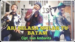 Lagu Batak Hits || Anju Trio ~ Ari Selasa Mulak Tu Batam (Live)