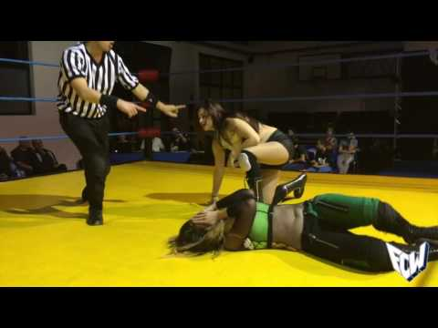 FCW Unleashed Energy:Whisper vs Nicky Foxely