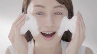 女優・矢田亜希子(やだ あきこ)が、どろ豆乳石鹸『どろあわわ』のCMキ...