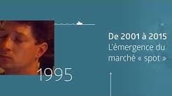 Gaznat: 50 ans d'histoire du gaz naturel en Suisse romande