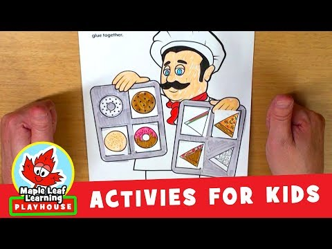 Cooking Activity for Kids | Maple Leaf Learning Playhouse