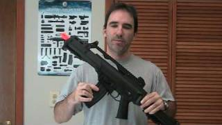 airsoft gun overview of the jg g608 6