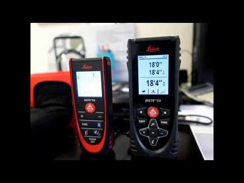 Leica disto test youtube