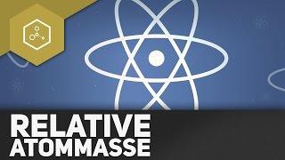 Relative Atommasse