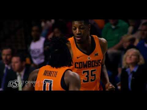 Oklahoma State Cowboy Basketball:NIT Florida Gulf Coast Cinematic Highlight