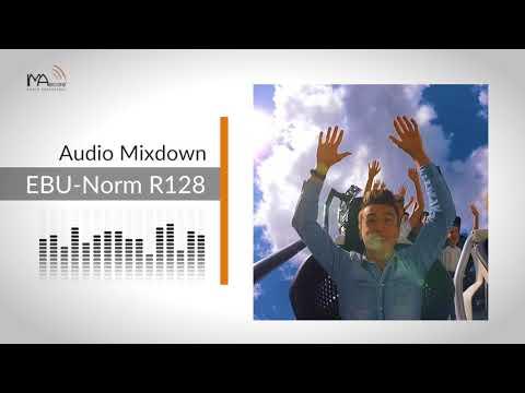 Wie laut darf Werbung sein? EBU-Norm R128 Vergleich