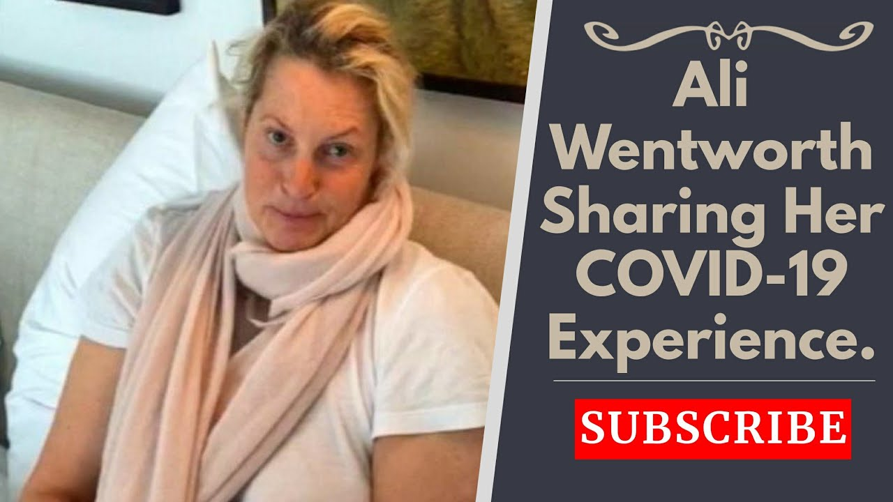 Ali Wentworth describes her experience with COVID-19: 'Like a ...