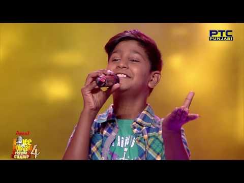 Rohit | Time Table | Kulwinder Billa | Semifinal 01 | Voice Of Punjab Chhota Champ 4