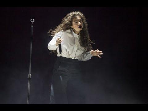 Concert de Lorde a Chicago, 2014