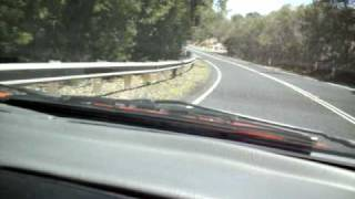 cruisin the old road in my xr4ti ford sierra