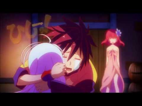 No Game No Life - Separation (Funny Moments)
