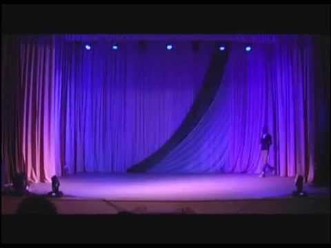 Miss Africa Sumy 2014 pageant show