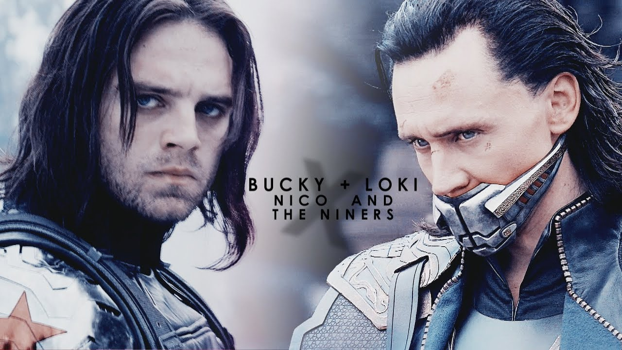 Marvel ship post (Bucky Barnes and Loki Odinson) | ~BL•Drama