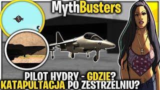 Katapultacja pilota Hydry po zestrzeleniu? Gdzie pilot?  - Pogromcy Mitów GTA San Andreas! #44