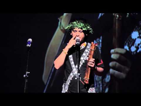 遠古的靈魂音韻:桑布伊 (Sanpuy Katatepan Mavaliyw) at TEDxTaipei 2013