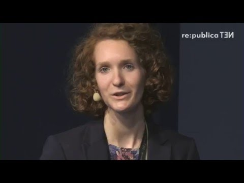 re:publica 2016 – Franziska Broich: Let's snap it: How organisations can use Snapchat on YouTube