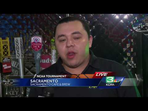 Sacramento businesses benefit from NCAA tournament