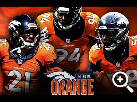 """Enough Talk"" - 2016 Denver Broncos"
