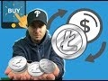 Real Life Purchase With Litecoin #PayWithLitecoin