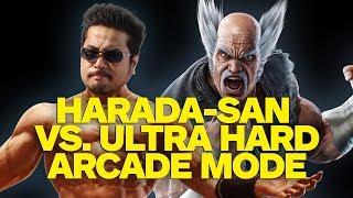Gambar cover Tekken 7 - Can Creator Harada-San Beat His Game on Ultra Hard?