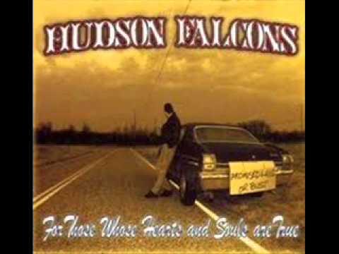 Hudson Falcons- scab