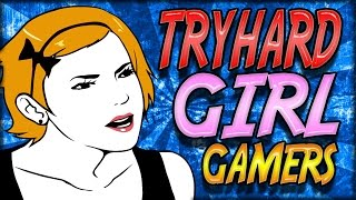 BLACK OPS 2 FUNNY MOMENTS - Tryhard Girl Gamers, Random Game Chat Moments(Welcome to my video where me and some friends play Black Ops 2 & get some really funny/random moments & encounter some very funny random players., 2015-05-31T05:04:02.000Z)