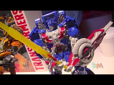 Transformers 4 Dinobots Toys Revealed At Toy Fair 2014