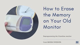 How to Erase the Memory on Your Old Monitor: Whole Mission NFP