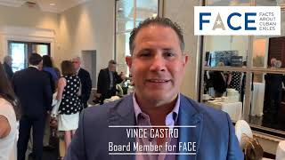 Vince Castro Board Member for FACE - Facts About Cuban Exiles