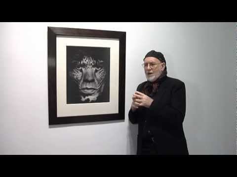 Photography of Albert Watson Exhibition at Hasted Kraeutler Gallery in Chelsea, New York City