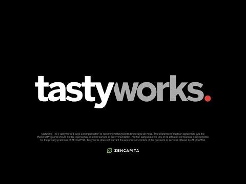 TastyWorks Trading Platform (Step-By-Step) Setup, Review & Tutorial