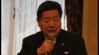 【中川秀直】0122清和研「オバマ大統領誕生」 中川秀直 検索動画 27