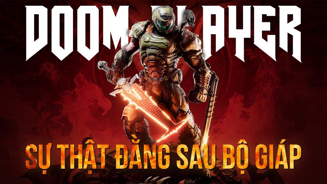 Những sự thật bất ngờ về Doomguy, Doom Marine, Doom Slayer, Hell Walker......