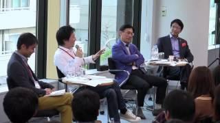 アクセンチュア・程氏×コラーキャピタル・水野氏×ベネッセ・福武氏×ライフネット・岩瀬氏 世界を変えるビジネスリーダーの仕事とは(G1カレッジ2014)