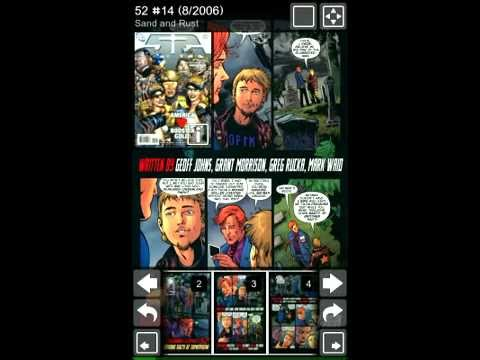 ComicRack On Android Video #3